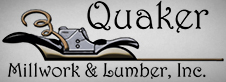 Quaker Millwork and Lumber - Orchard Park NY