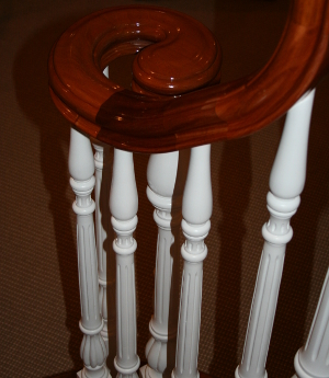 Custom Staircases and Railings