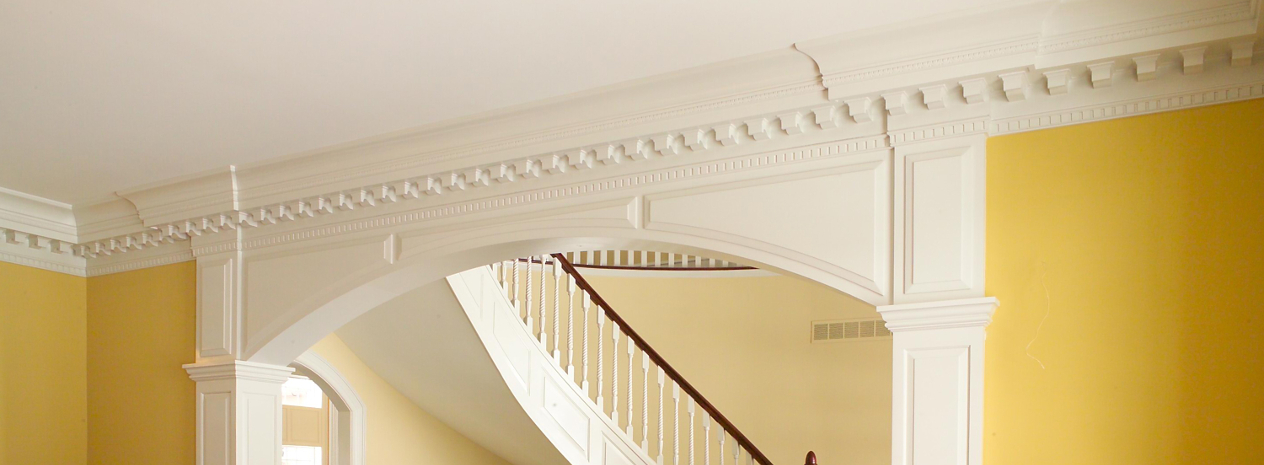 Quaker Millwork Custom Moulding and Trim